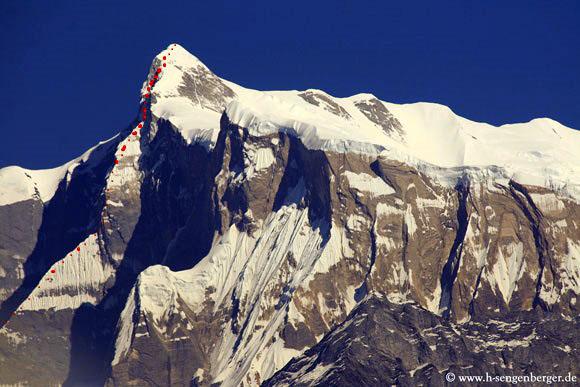 Annapurna IV (fot. h-sengenberger.de)