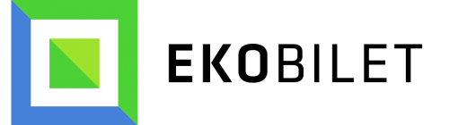 Logo ekobilet poziome