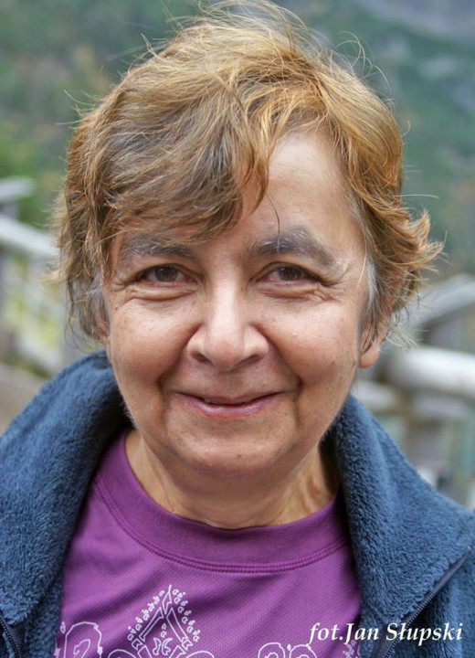 Anna Okopińska (fot. Jan Słupski)