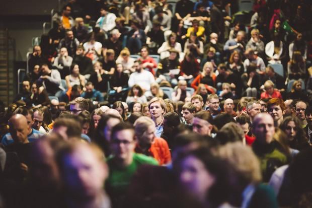 Publiczność 13. KFG (fot. Adam Kokot / KFG)