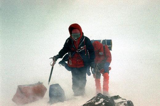 Wyprawa na K2, 1982 (fot. arch. Bogumił Słama)
