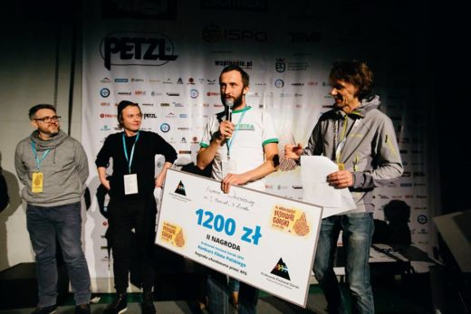 "Polish Film Competition Secound Prize - ""Korona Warszawy"" (fot. Adam Kokot / KFG)"